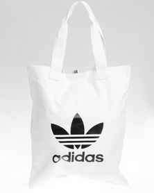 adidas Shopper Bag White