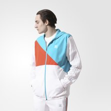 Courtside Windbreaker