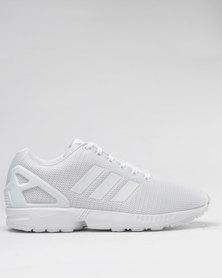adidas ZX Flux Sneaker Mono White
