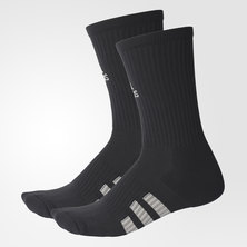 adidas 2-pack golf crew socks