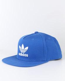 adidas AC Cap Trefoil Flat Blue