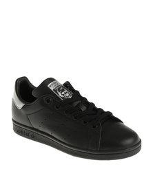 adidas Stan Smith W Metalic Heel Pack Sneaker Black/Purple