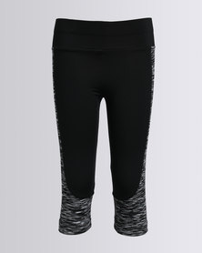 adidas YG W HM 3/4 Tights Two-tone