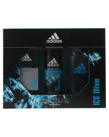 adidas IceDive After Shave Gift Set