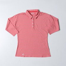 AdvanceTonal Stripe 3/4 Polo