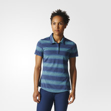 Advance Multi Melange Stripe SS Polo
