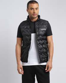 adidas Serrated Vest Black