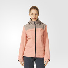 W Wandertag 2Layer colorbl hooded jacket