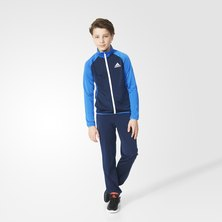 Boys Tracksuit Entry Closed Hem