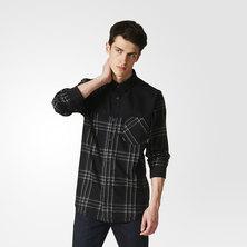 Athletic Tech Flannel Shirt