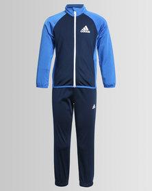adidas Full ZT Tracksuit Blue