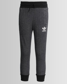 adidas Trefoil Trackpants Black