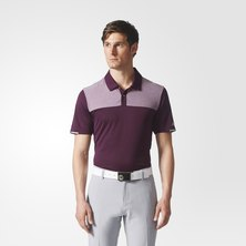 Climachill Heather Block Competition Polo Shirt