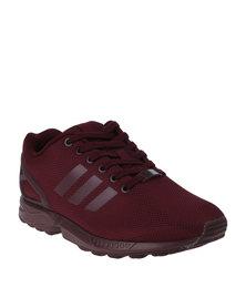adidas ZX Flux Sneaker Maroon
