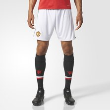 Manchester United Home Replica Shorts