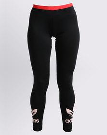 adidas Trefoil Leggings Black