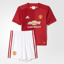 Manchester United FC Home Mini Kit