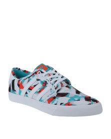 adidas Seeley Multi Colour Sneaker White