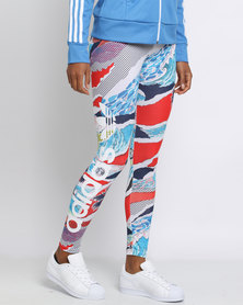 adidas Linear Leggings Multi