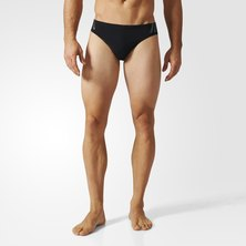 Streamline 3-Stripes Swim Trunks