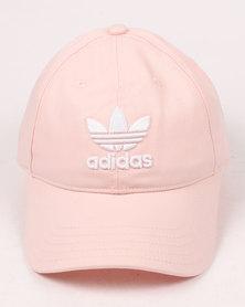 adidas Trefoil Cap Icey Pink