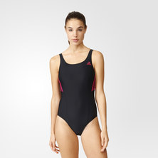 Sports One-Piece Swimsuit
