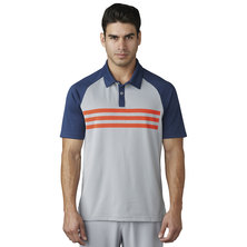 climacool 3 stripe competition polo