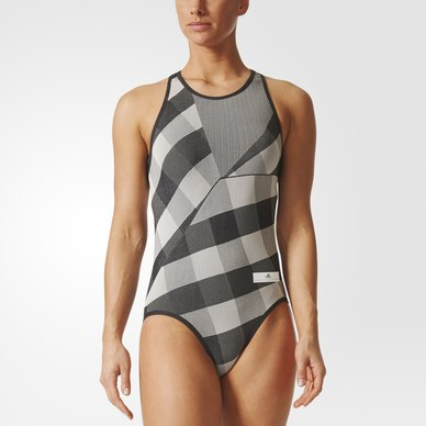 Training Seamless Check Bodysuit