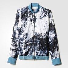 Run Palm Print Jacket