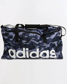 adidas Performance Linear Performance Tog Bag Graphic Tactile Blue