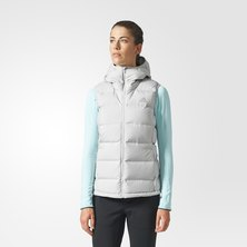 HELIONIC DOWN HOODED VEST