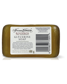 African Extracts Classic Care Glycerine Soap with Loofah