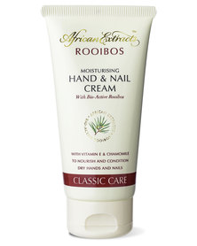 African Extracts Classic Care Moisturising Hand & Nail Cream