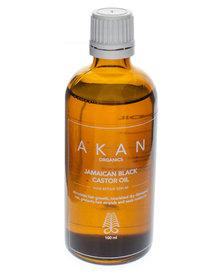 AKAN organics 100% Jamaican Black Castor Oil