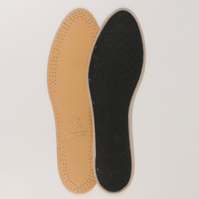 Womens Leather Insoles Small/Medium