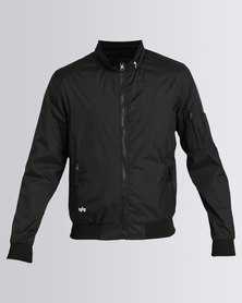 Alpha Industries Tracker Jacket Black