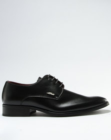 Anton Fabi Kameni Formal Lace Up Shoe Black
