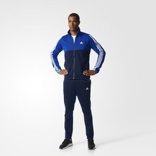 Back 2 Basics 3-Stripes Track Suit