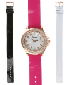 Bad Girl Flaunt Interchangeable Strap Set Multi