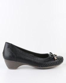 Bata Vanni with Detail Black