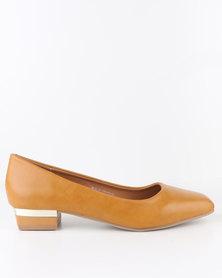 Bata Filipa Shoes Camel