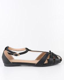 Bata Waly Sandal Black