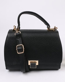 Bata Ladies Messenger Bag Black