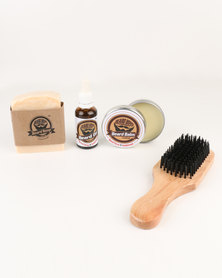 Beard Boys Beard Grooming Start-up Kit