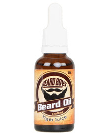 Beard Boys Tiger Juice Beard Oil 30ml
