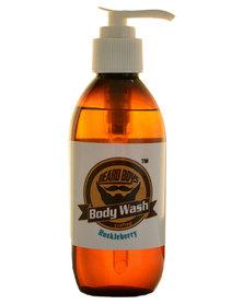 Beard Boys Body Wash Huckleberry 200ml