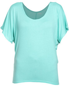 Betty Basics Maui Tee Mint