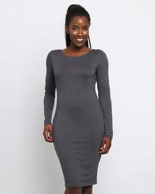 BiBi Rouge Skye Dress Grey