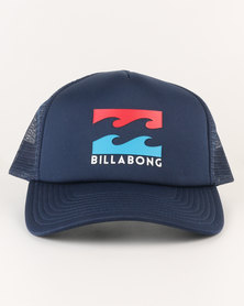 Billabong Podium Trucker Blue