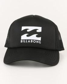 Billabong Podium Trucker Black